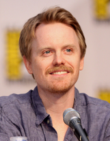 Actor David Hornsby