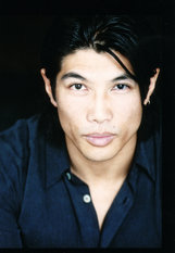 Actor Paul Wu