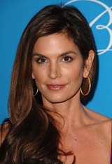 Actor Cindy Crawford