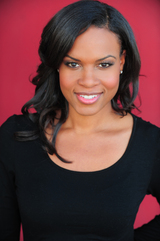 Actor Nefetari Spencer