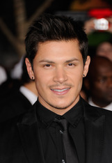 Actor Alex Meraz