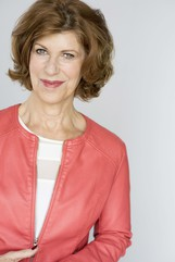 Actor Diane Sainte-Marie