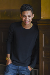 Actor Roshon Fegan