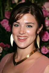 Actor Lucy Griffiths