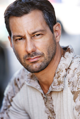 Actor Scott Levy