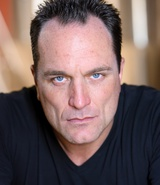 Actor Christopher J. Buzzell