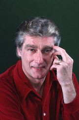 Actor Richard Mulligan
