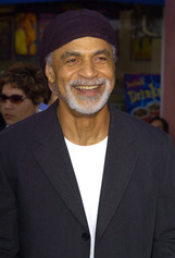Actor Ron Glass