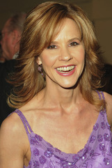 Actor Linda Blair