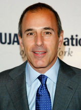 Actor Matt Lauer