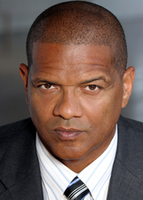 Actor Marques Johnson