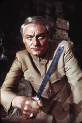 Actor Charles Gray