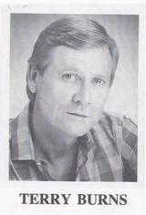 Actor Terry Burns