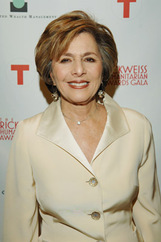 Actor Barbara Boxer