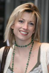 Actor Claire Goose