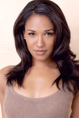 Actor Candice Patton