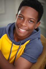 Actor Dante Brown