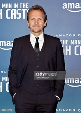 Actor Sebastian Roché