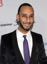 Actor Swizz Beatz