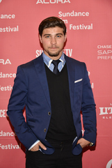 Actor Luke Bilyk