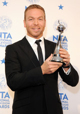 Actor Chris Hoy