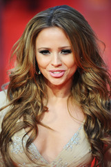 Actor Kimberley Walsh