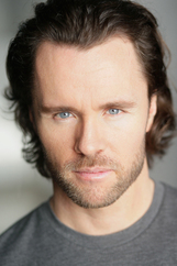 Actor David O'Donnell
