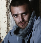 Actor Carl Beukes
