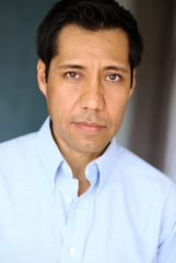 Actor Jaime Alvarez