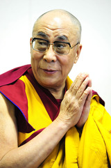 Actor The Dalai Lama