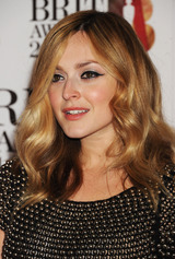 Actor Fearne Cotton