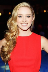 Actor Greer Grammer