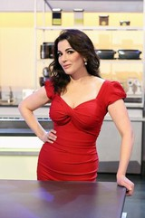 Actor Nigella Lawson