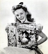 Actor Kathryn Beaumont