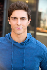 Actor Derek Klena