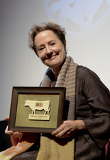 Actor Alice Waters