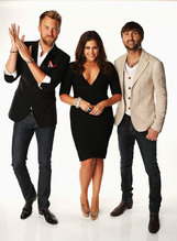 Actor Lady Antebellum