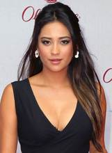 Actor Shay Mitchell