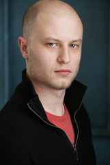 Actor Sasha Golberg