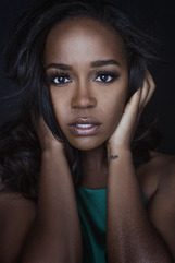Actor Aja Naomi King