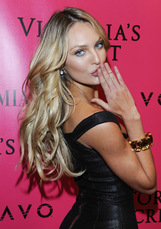 Actor Candice Swanepoel