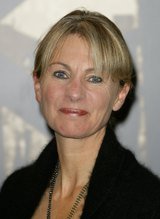 Actor Kate Mosse