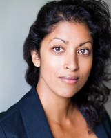 Actor Priyanga Burford