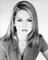 Actor Julie Condra