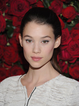 Actor Astrid Berges-Frisbey