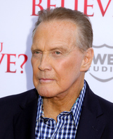 Actor Lee Majors