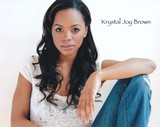 Actor Krystal Joy Brown