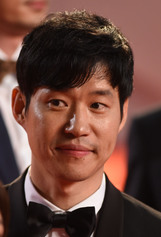 Actor Jun-Sang Yu