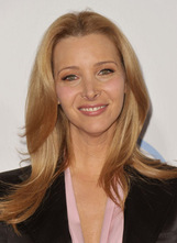 Actor Lisa Kudrow