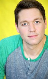 Actor Rob Lavin